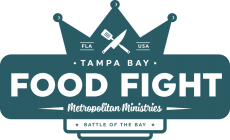 Tampa Bay Food Fight c/o Metropolitan Ministries