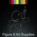 Figure 8 Art Supplies