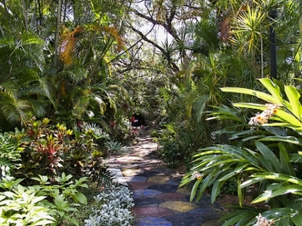 50% off an Annual Family Membership at Sunken Gardens ($50 Deal for $25)