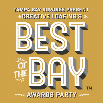 General Admission to Creative Loafing's Best of the Bay 2016 Awards Party