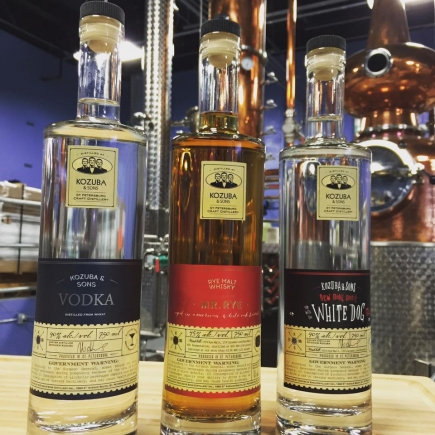 50% Off Kozuba & Sons Distillery