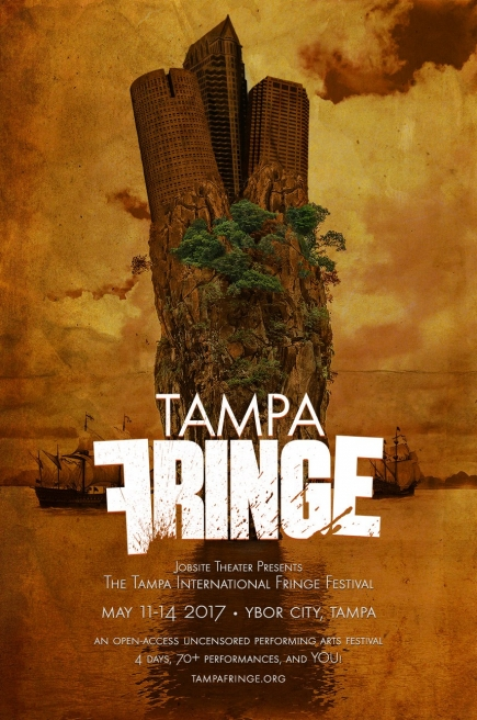 50% off Eliminator VIP All Access Pass to Tampa International Fringe Festival