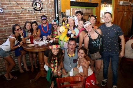 50% off General Admission to Sun, Swimsuits & Suds Pub Crawl