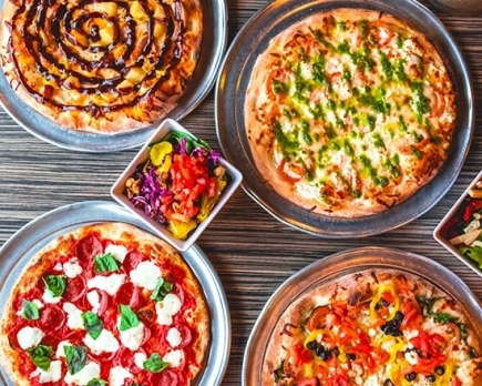 50% off Gourmet Pizza Company ($25 Deal for $12.50)