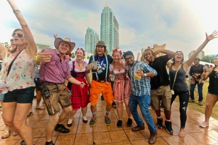 50% off Saturday Single Day VIP Admission to Oktoberfest Tampa 2018