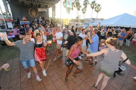 50% off Sunday Single Day VIP Admission to Oktoberfest Tampa 2018