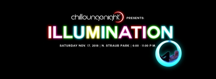50% off General Admission to the 11th Annual Chillounge Night St. Petersburg: Illumination