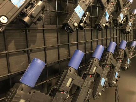 50% Off Arcade Card + Tactical Laser Tag ($40 Deal for $20