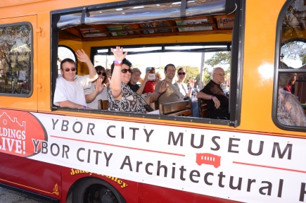 50% Off Buildings Alive! Ybor City Architecture Hop