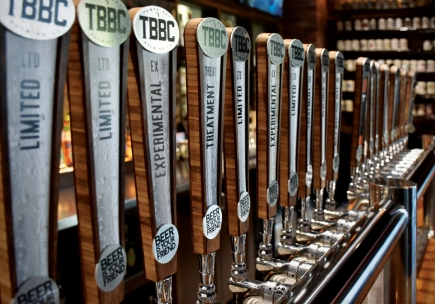50% Off Tampa Bay Brewing Company ($30 Deal for $15)