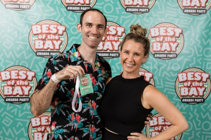 50% Off VIP Admission to Best of the Bay Awards Party 2019