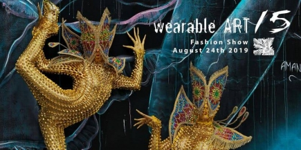50% Off Wearable Art 15 Live Viewing Party