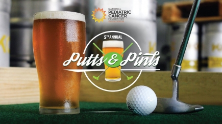 50% Off Admission to the 5th Annual Putts & Pints