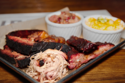 $20 Deal for $10 at Iron Oak American BBQ