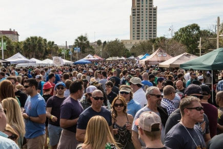 50% Off General Admission to Florida Brewers Guild Craft Beer Festival
