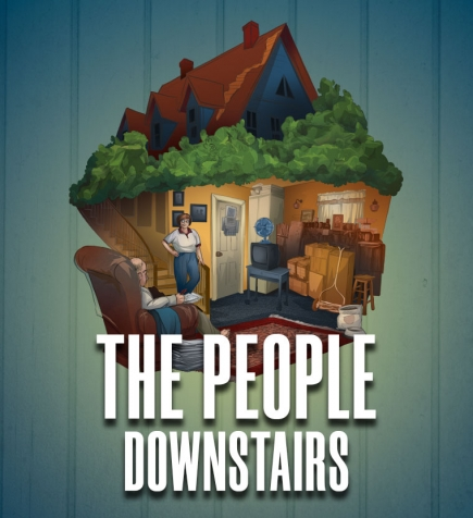 2-4-1 Tickets to see The People Downstairs