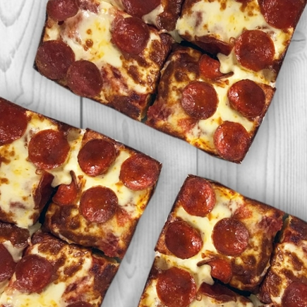 $12.50 for $25 at Blackjack Pizza & Salads