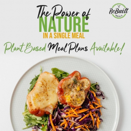 $20 for $40 at ReBuilt Meals