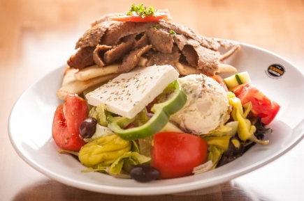$7.50 for $15 at Acropolis Greek Taverna St. Pete