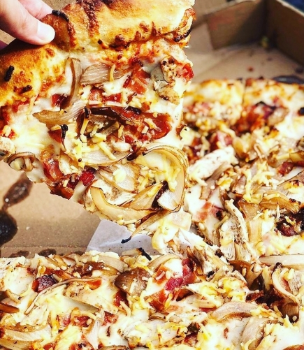 $12.50 for $25 at Gourmet Pizza Company