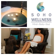 50% off Spa Package at SOHO Wellness