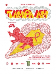 2-4-1 VIP Weekend Passes to the 24th Annual Tampa AM
